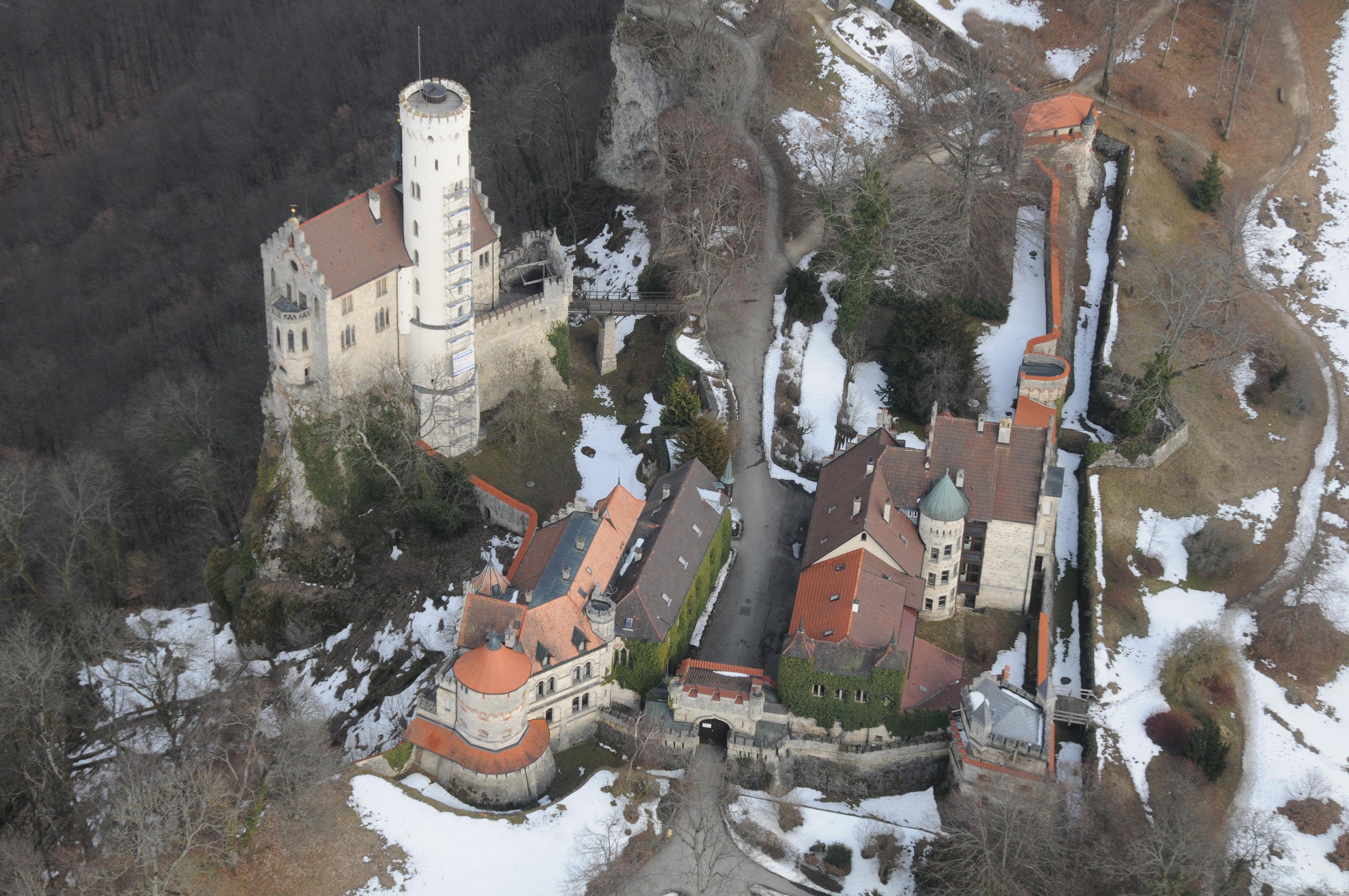 Neuschwanstein - Battlement