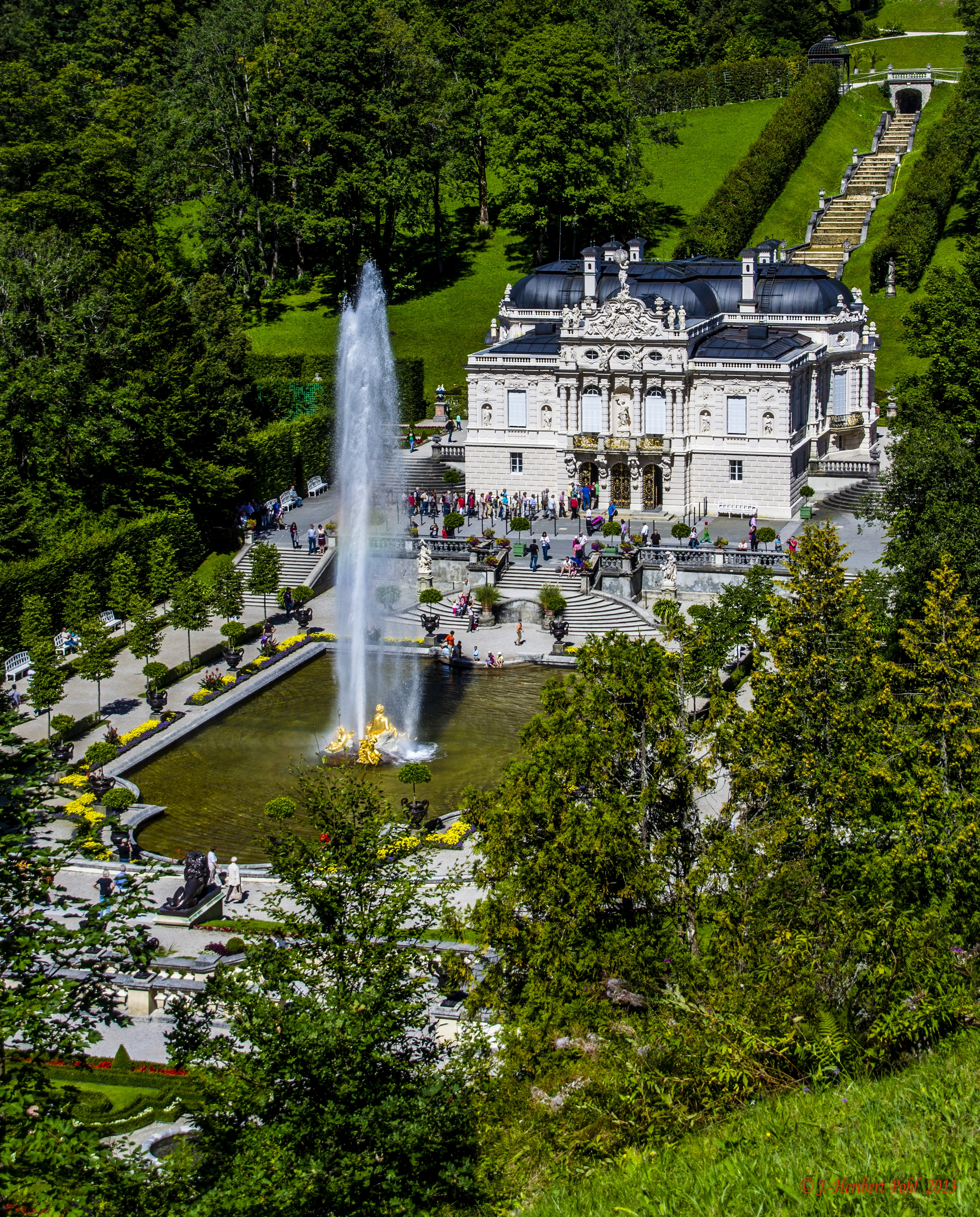 Fascinating Facts About Linderhof Small Bavarian Palace
