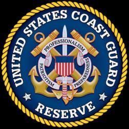 United States Coast Guard Reserve Reserve component of the United States Coast Guard