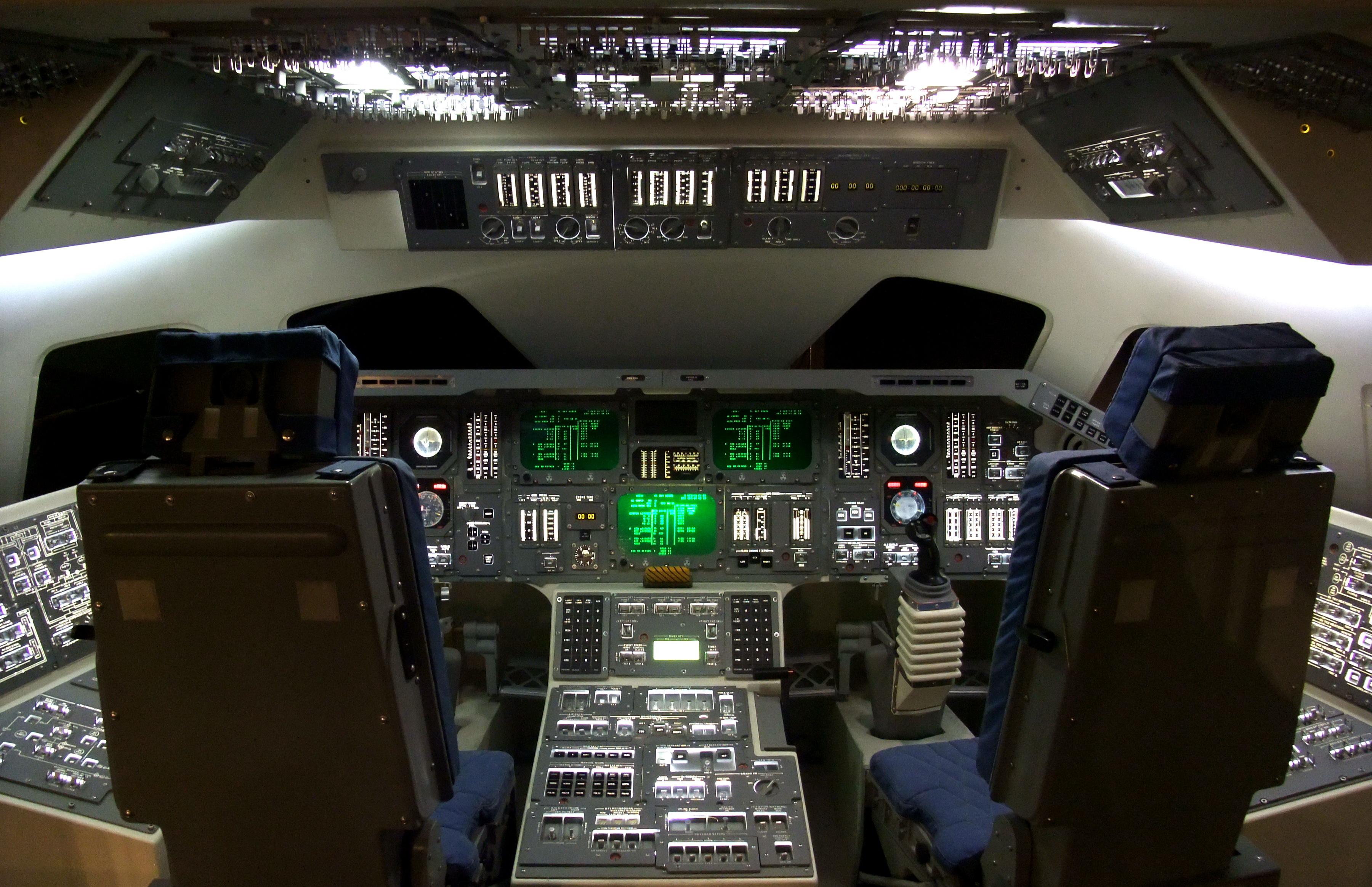 space station cockpit - photo #28