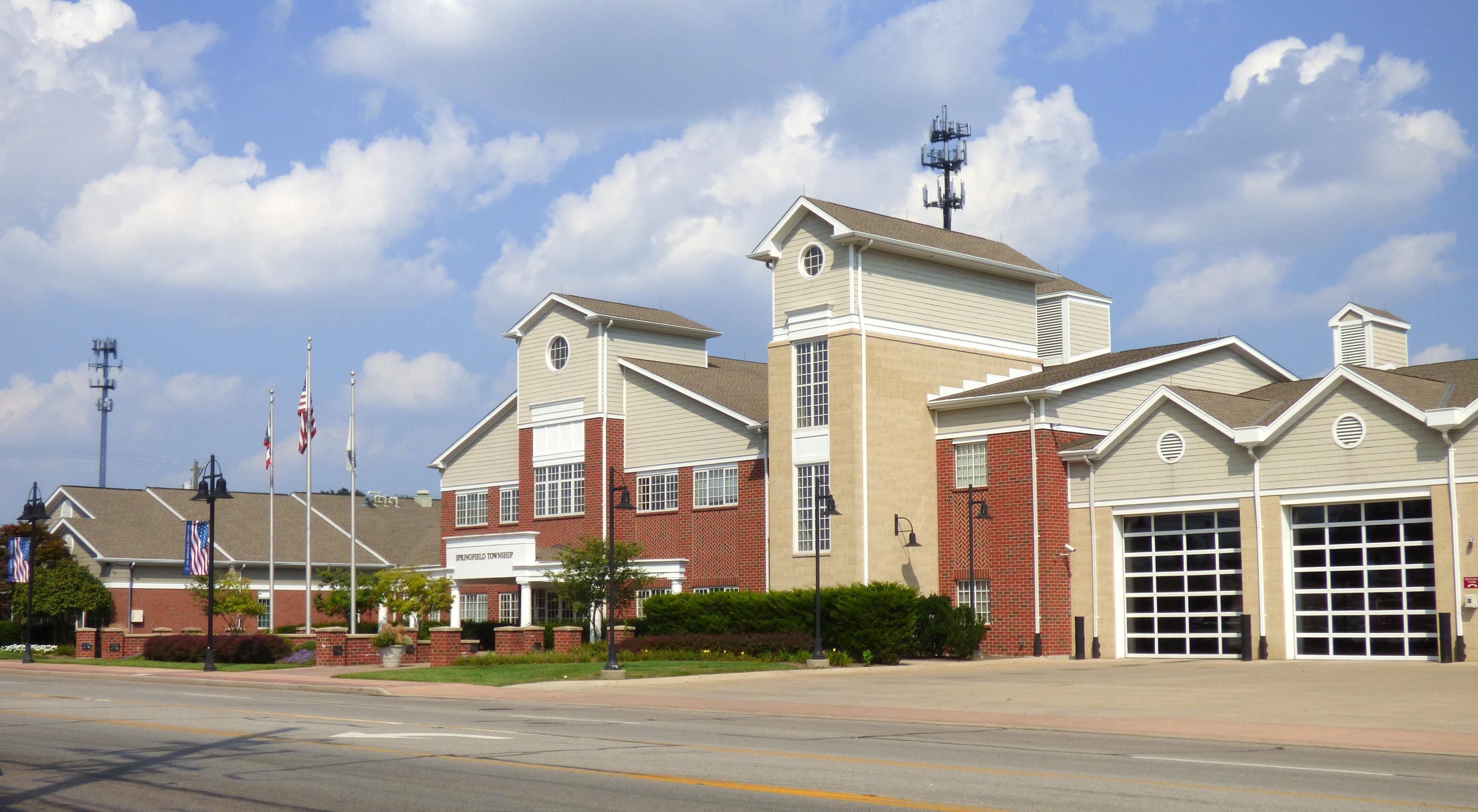 Springfield Township, Hamilton County, Ohio - Wikipedia