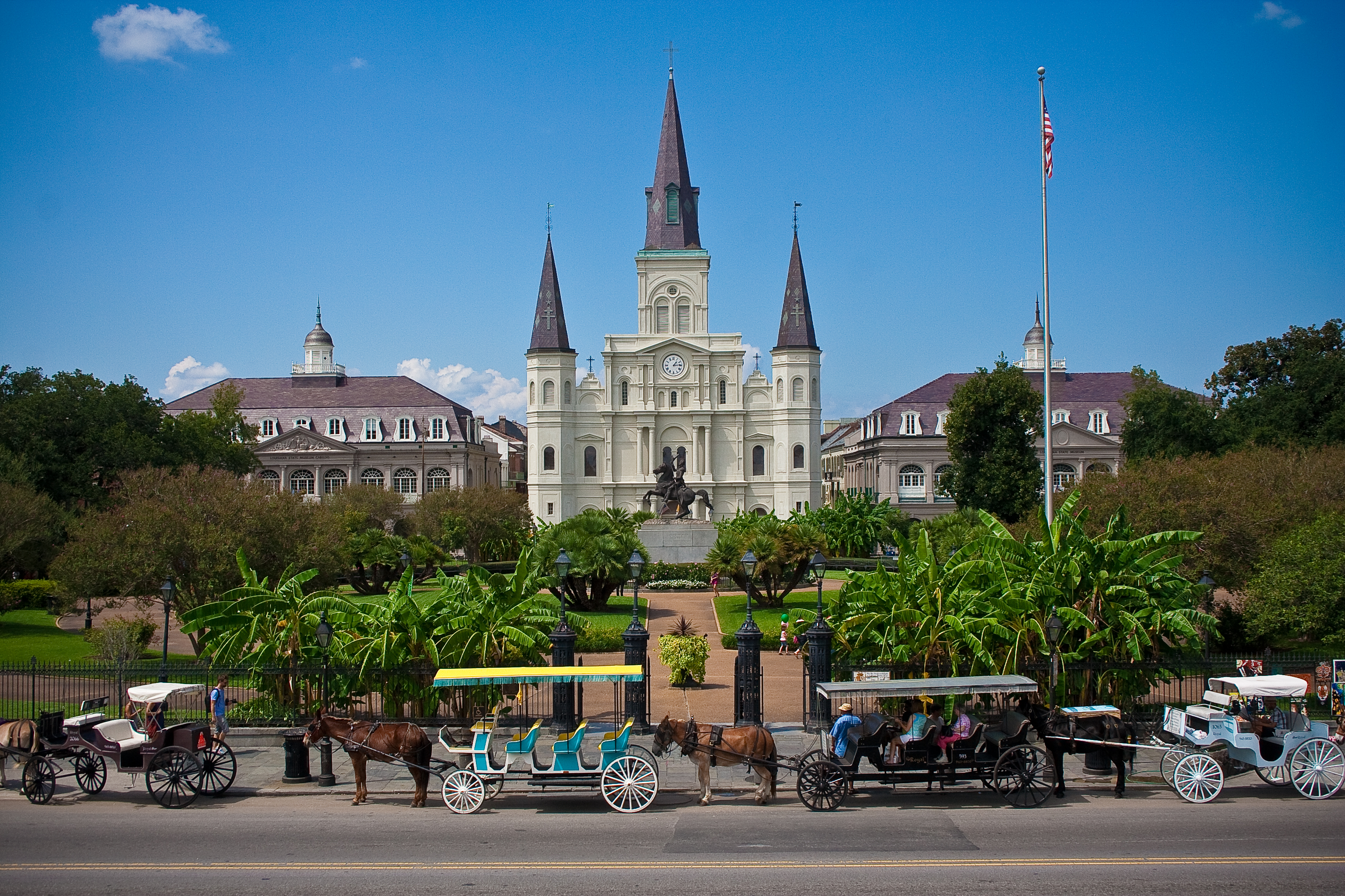 st louis cathedral new orleans wikiwand