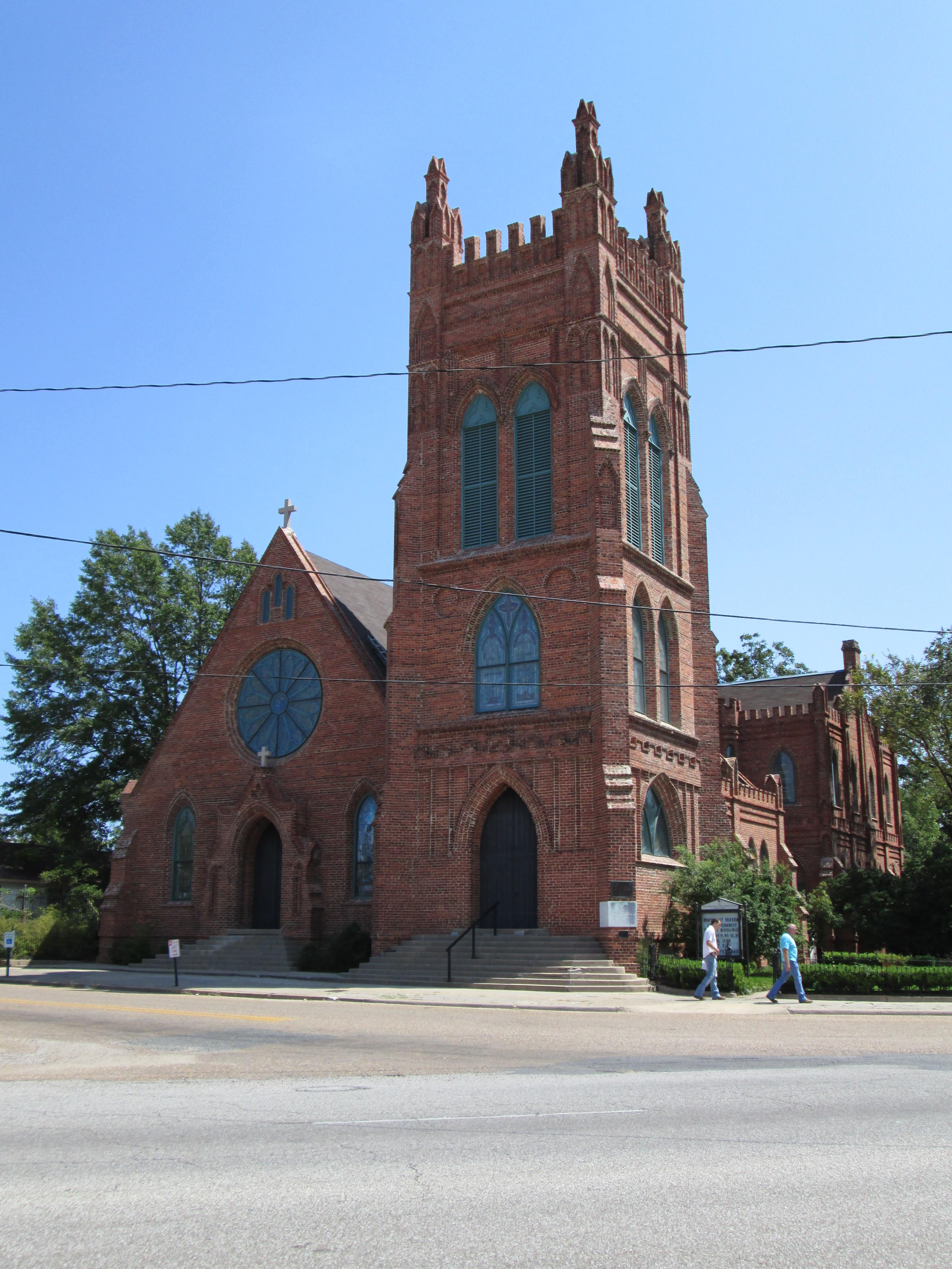 FileSt Markampaposs Episcopal Church ShreveportJPG