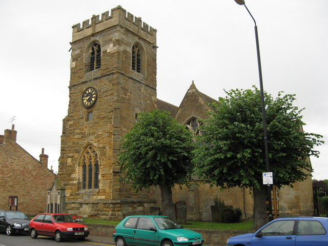 File:St Edmunds                       Church, Shipston on Stour, Warwickshire -                       geograph.org.uk - 1407502.jpg
