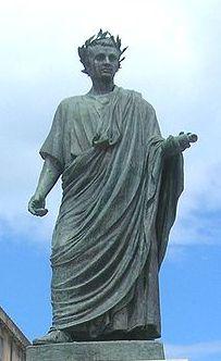 Statue d'Horace