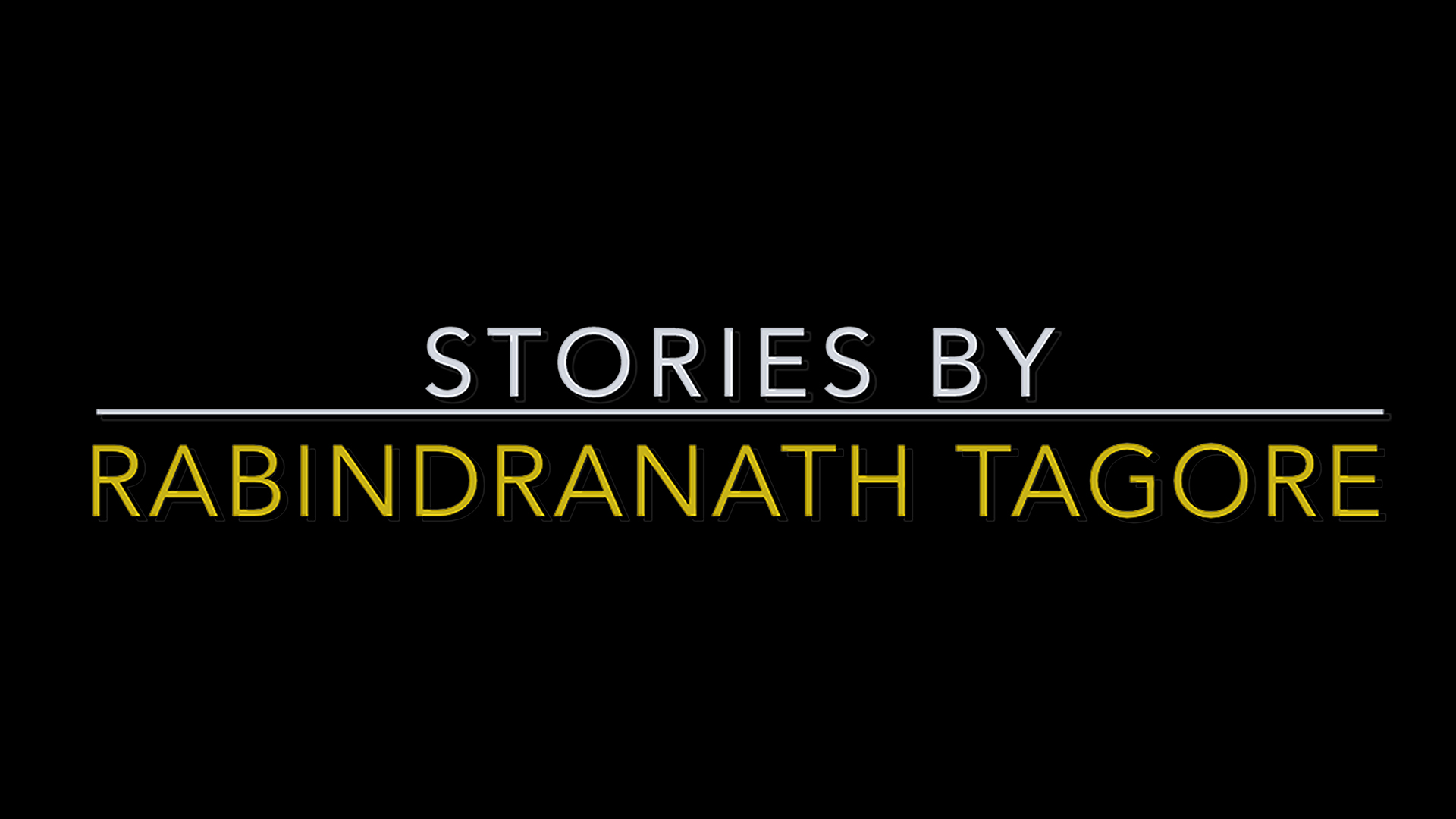 Stories by Rabindranath Tagore - Wikipedia