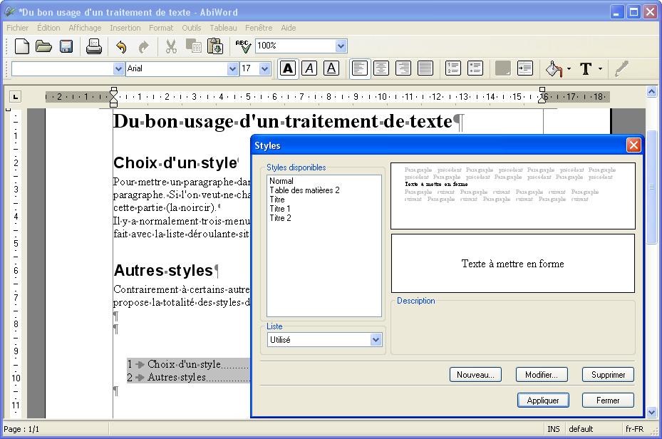 Traitement de texte gratuit works - Ouvrir fichier works avec open office ...