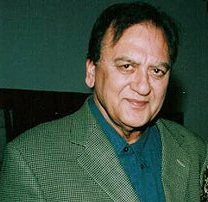 Sunil Dutt cropped face Punjabi By Nature