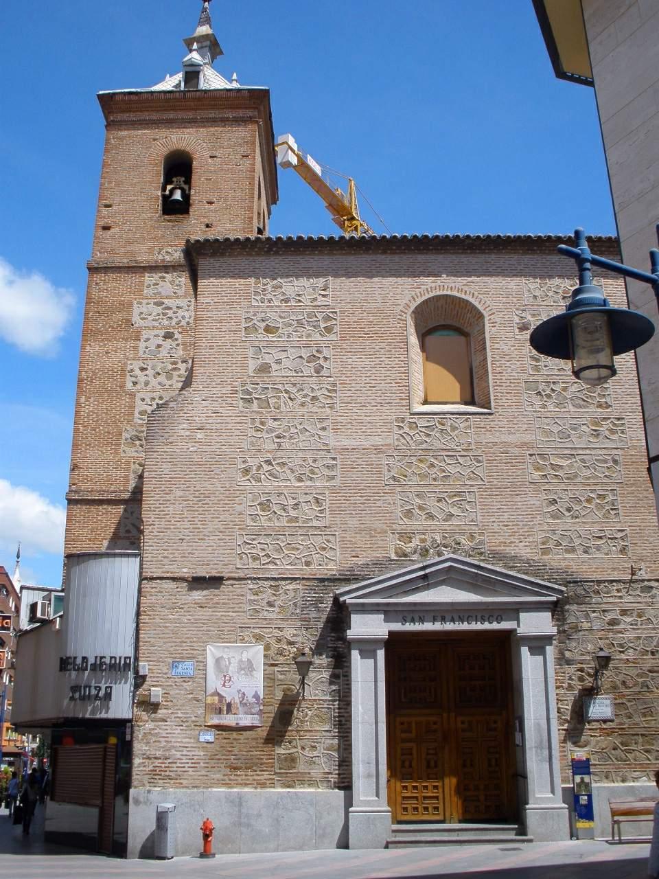 Tres culturas iglesia de san francisco en talavera de la - La reina del mueble talavera ...