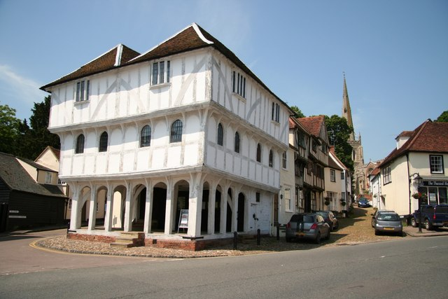 Thaxted Guildhall - geograph.org.uk - 845293