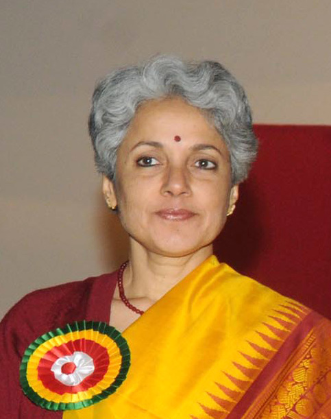 Soumya Swaminathan (scientist) - Wikipedia