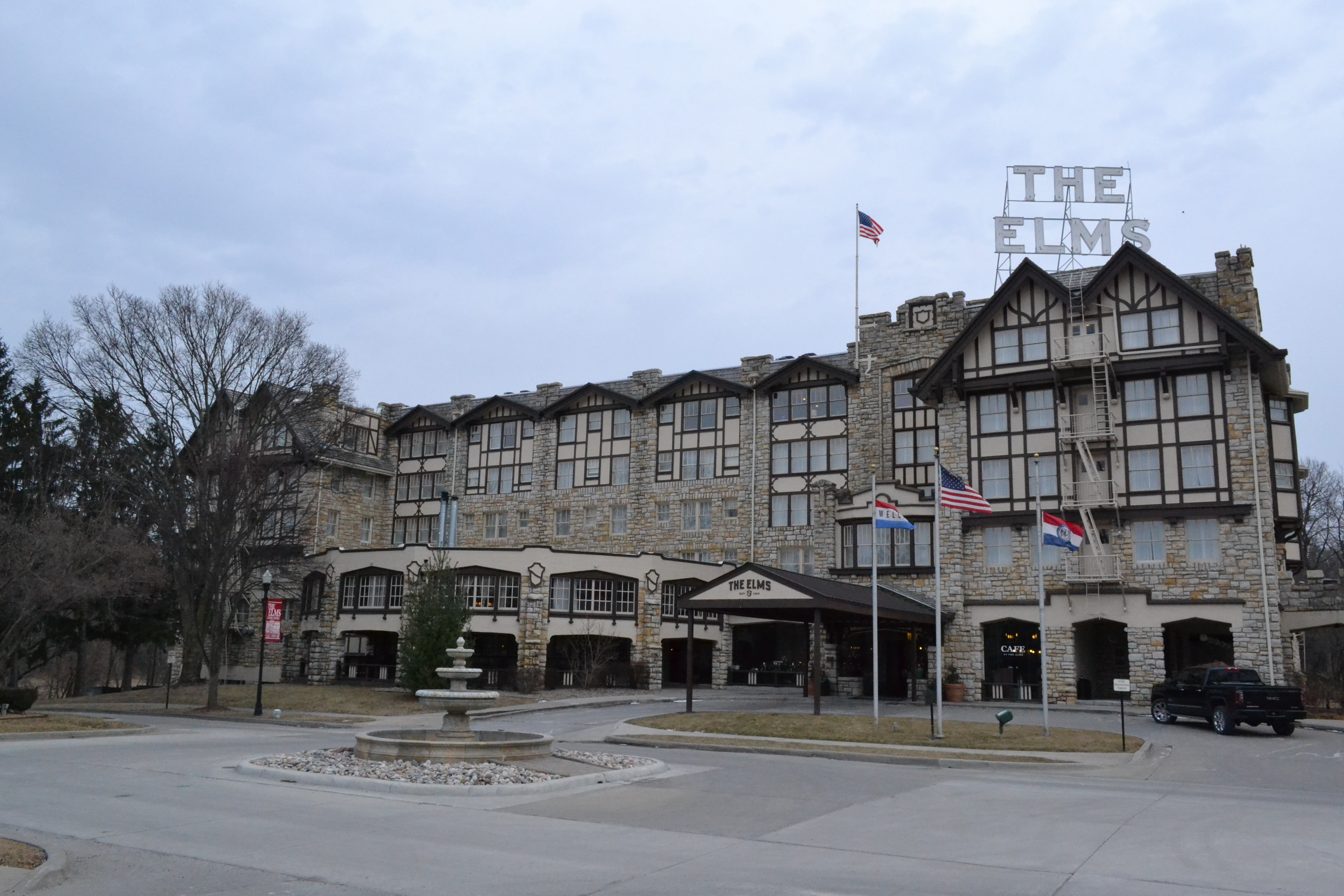 Sheraton-Elms Hotel Excelsior Springs, MO