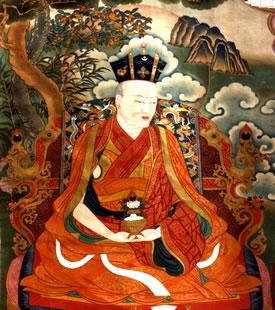 Thegchog Dorje