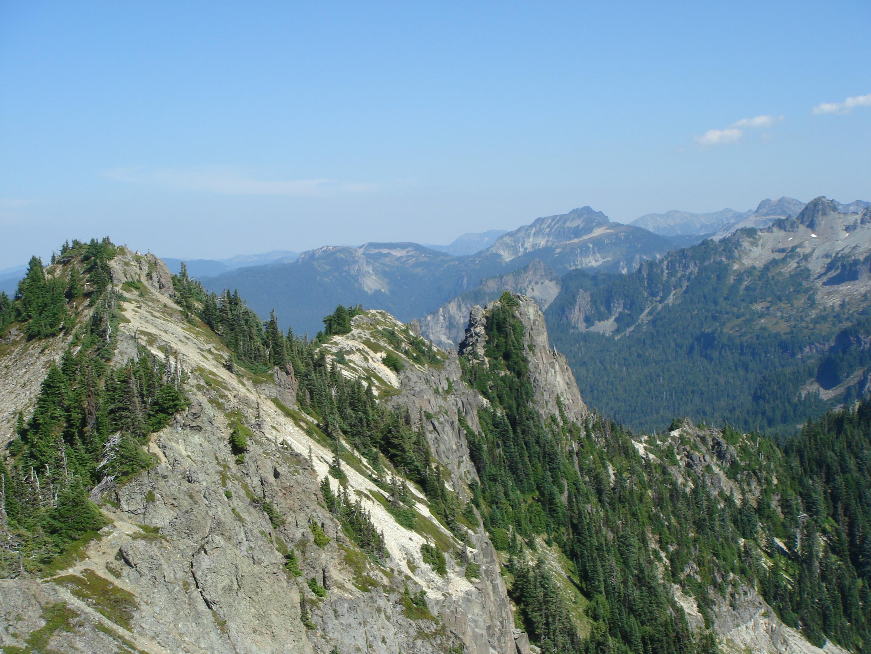 Mount Rainier nasjonalpark