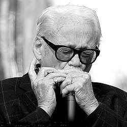 Portrait of Toots Thielemans
