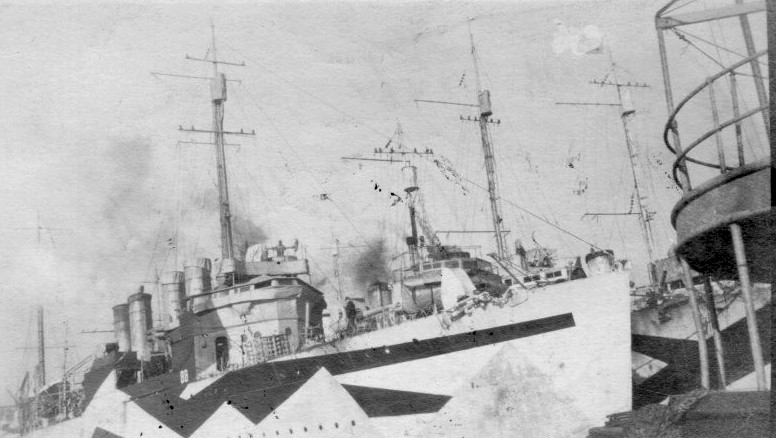 USS Robinson (DD-88)