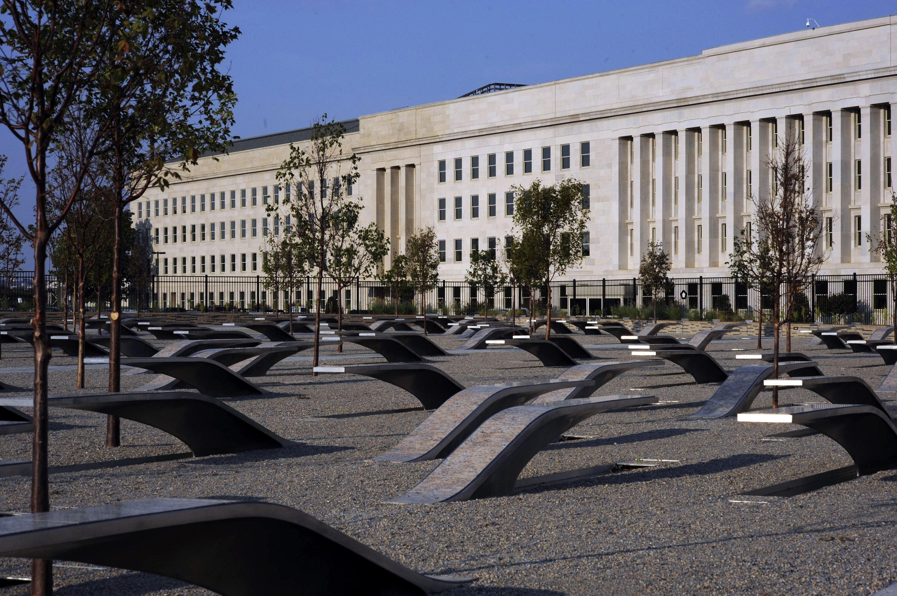 Image result for the pentagon memorial