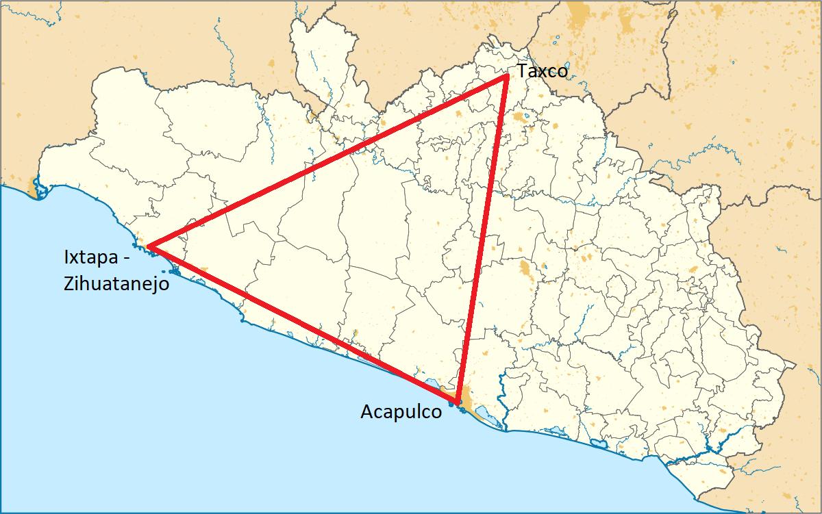 Triángulo del Sol - Wikipedia, la enciclopedia libre