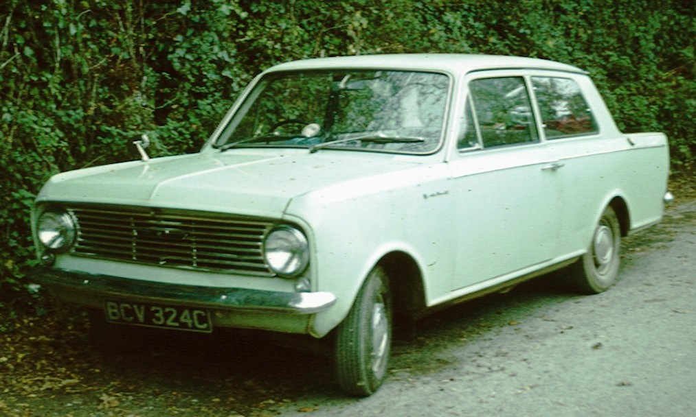 1965 Vauxhall Victor FC 101 1.6L 4-Cylinder OHV Engine   Cars ...
