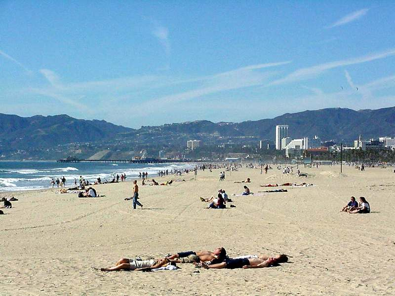 Long Beach California Public Beaches