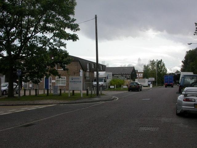 File:Verwood, Ebblake Industrial Estate - geograph.org.uk - 1412138.jpg