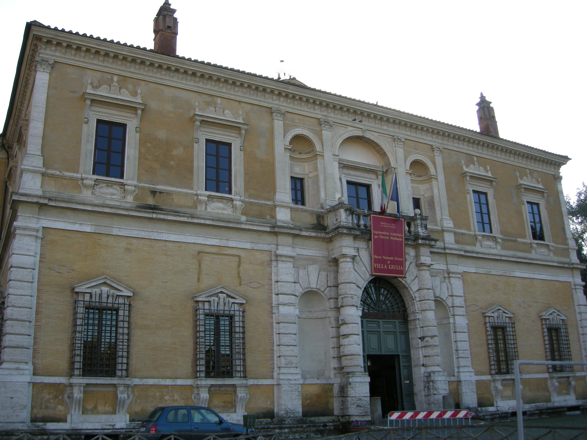 Villa Poniatowski A Roma