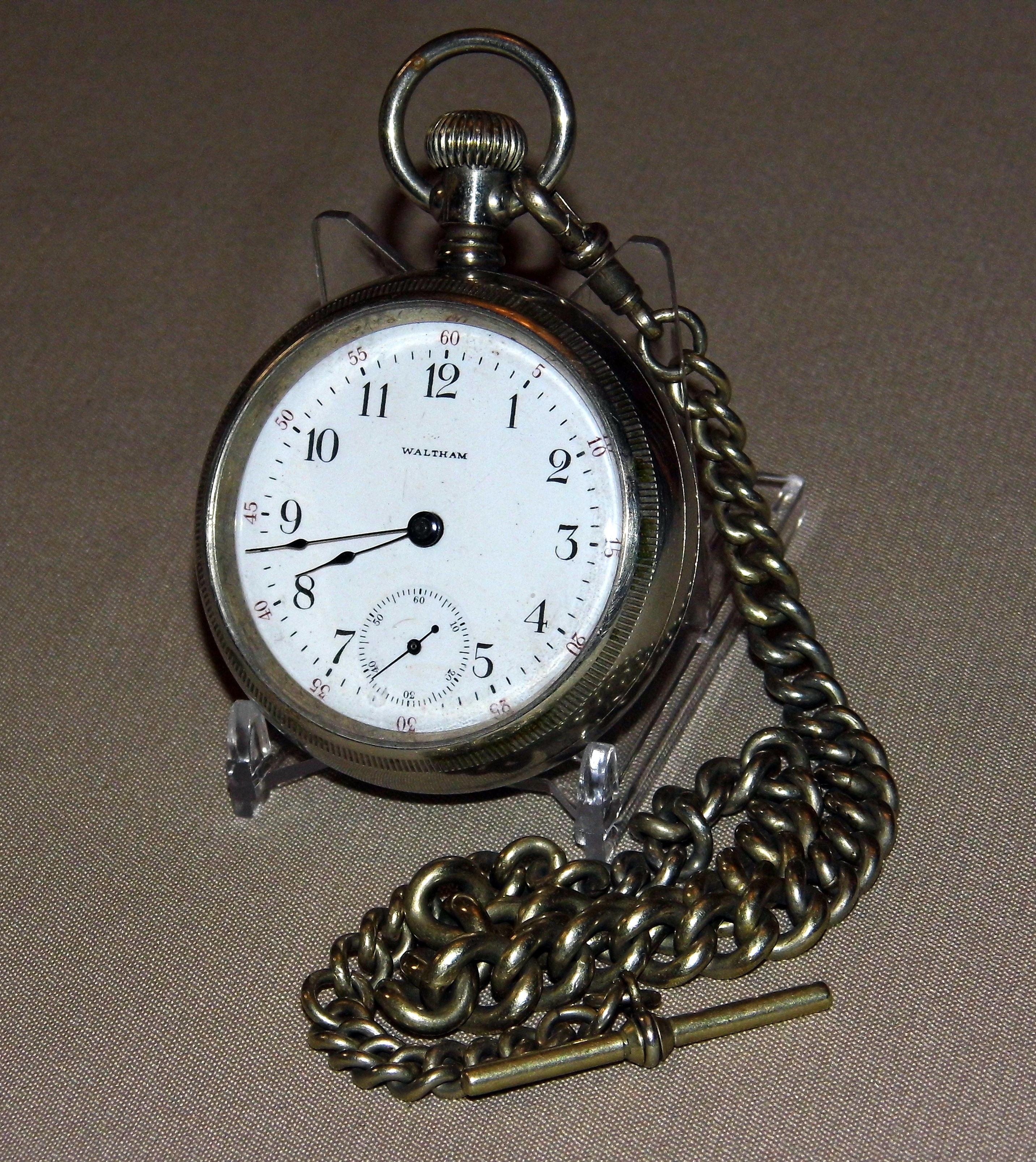 Dating dennison watch case