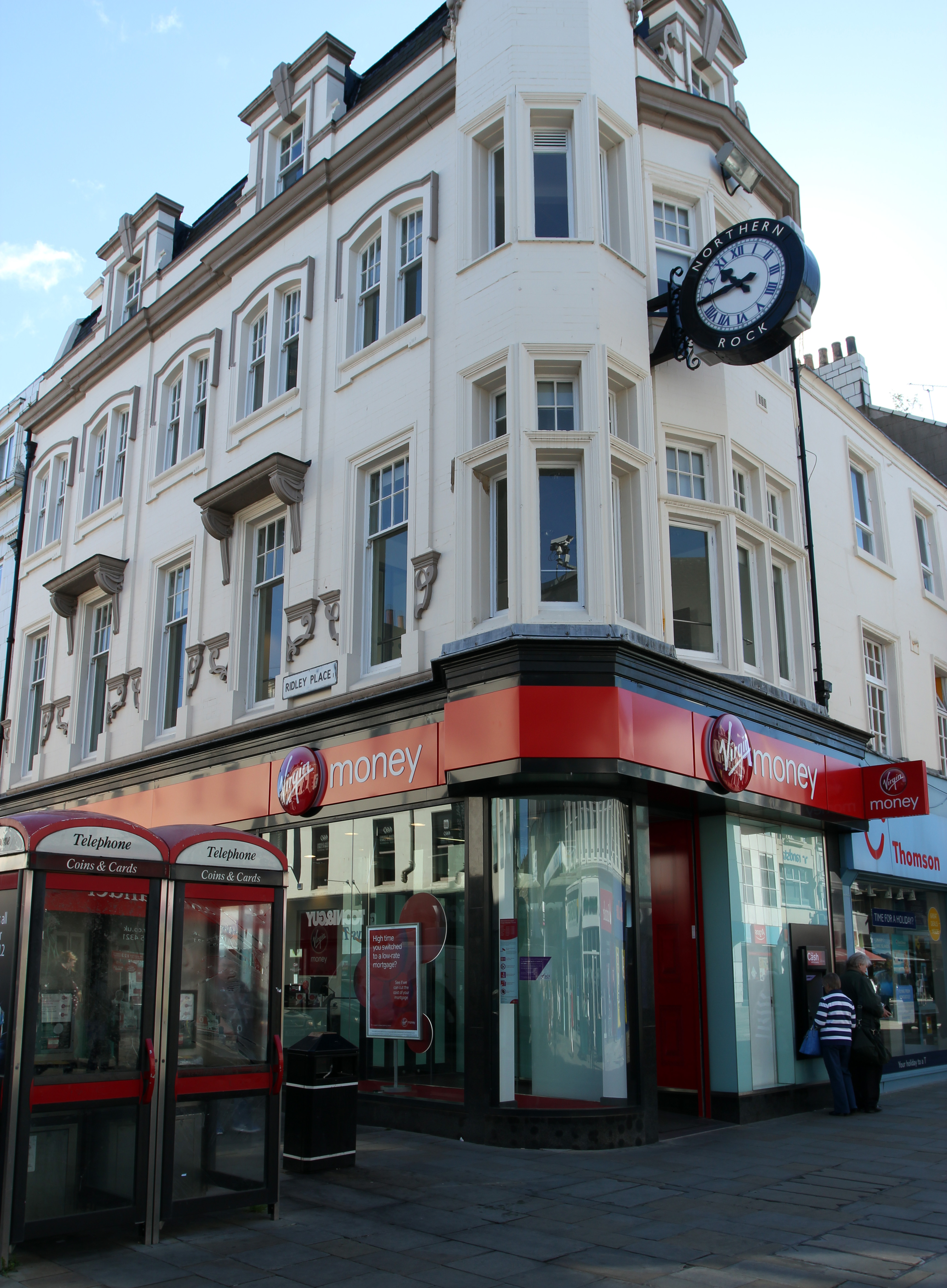 Virgin Phone Shop In Newcastle 110