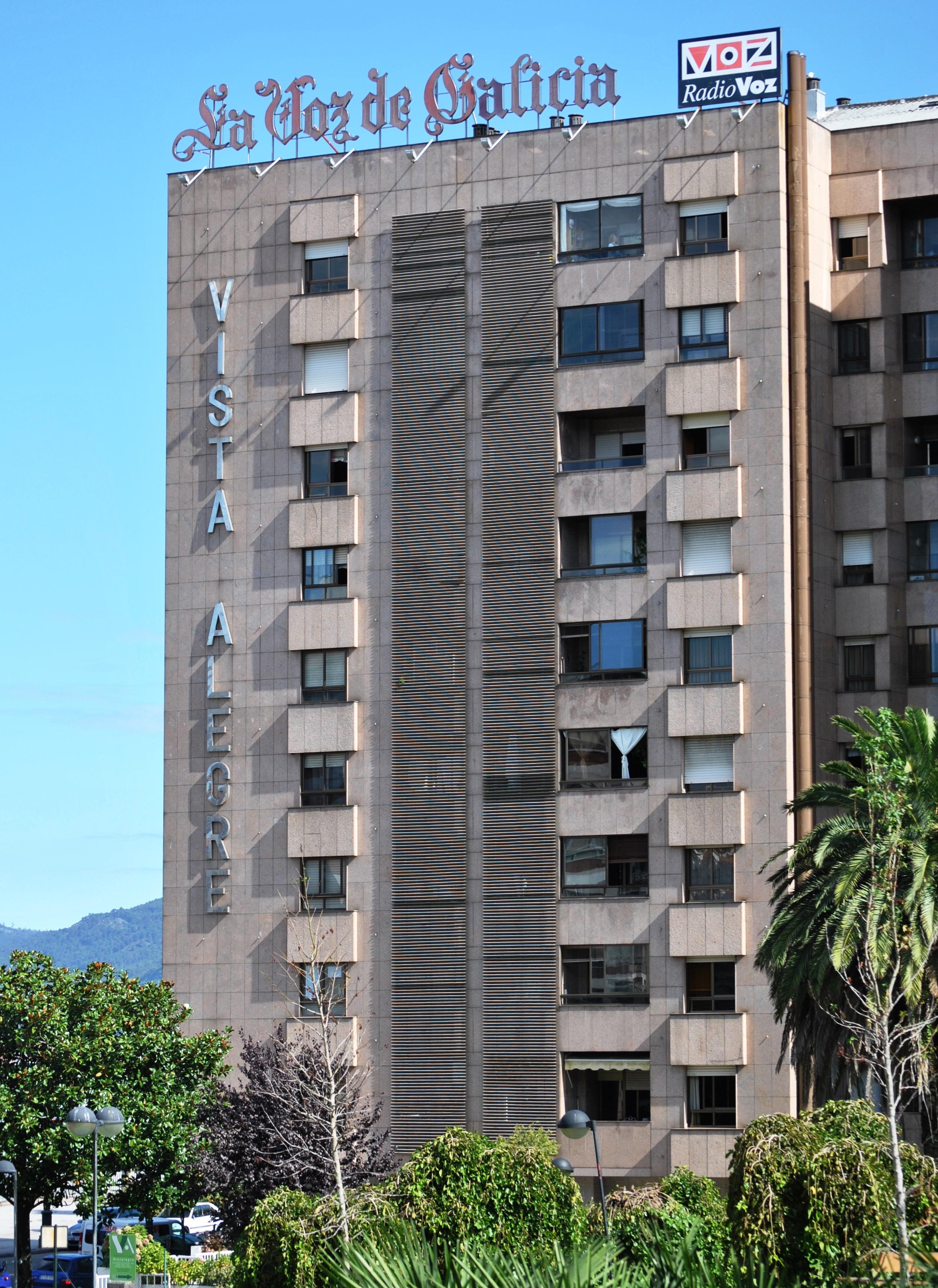 File Vista Alegre La Voz De Galicia Radio Voz Vigo Jpg Wikimedia Commons