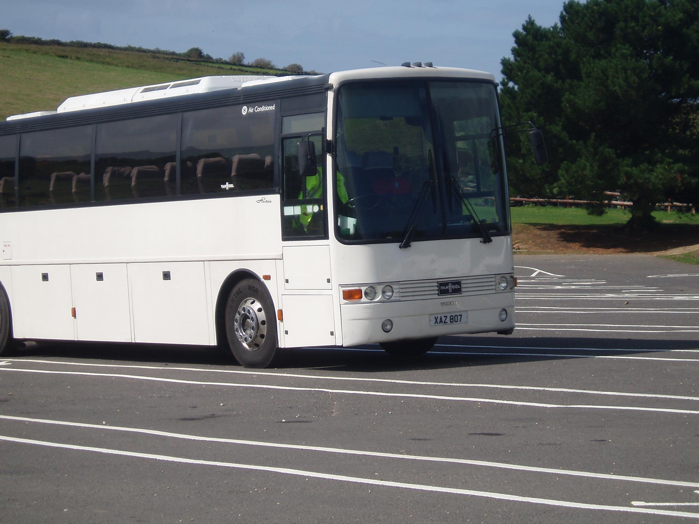 File Volvo B10m Coach At Weymouth Jpg Wikimedia Commons