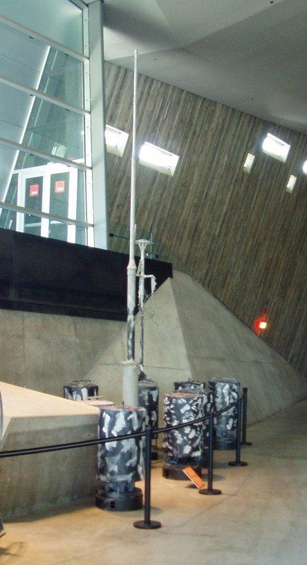 Les allemands ont débarqués au Canada U-537 Weather_Station_Kurt