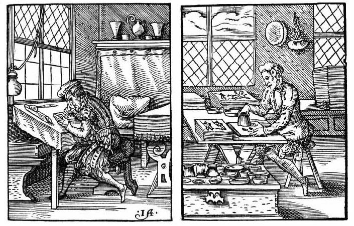 Xilogravura – Wikipédia, a enciclopédia livre