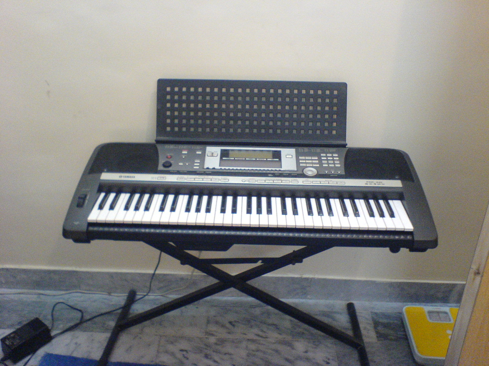 Yamaha Music Rest Psr