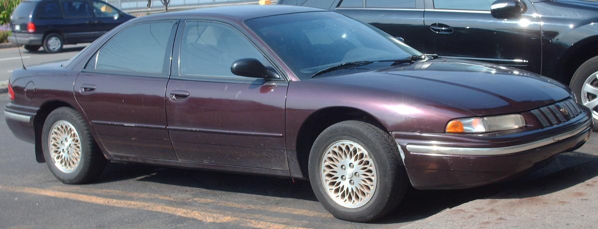 Chrysler 95 Concord Motor Arcade