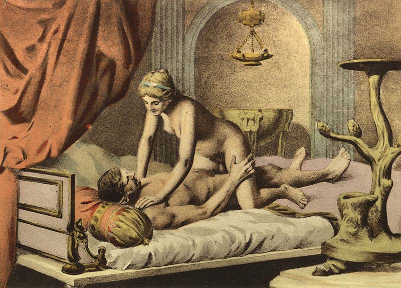did the ancients practice oral sex