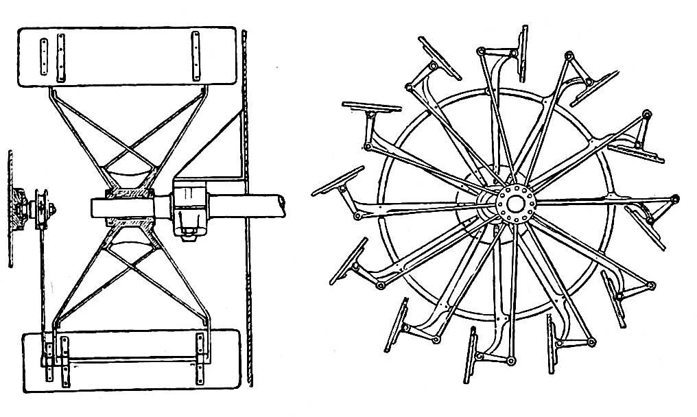 Гребное колесо — Википедия
