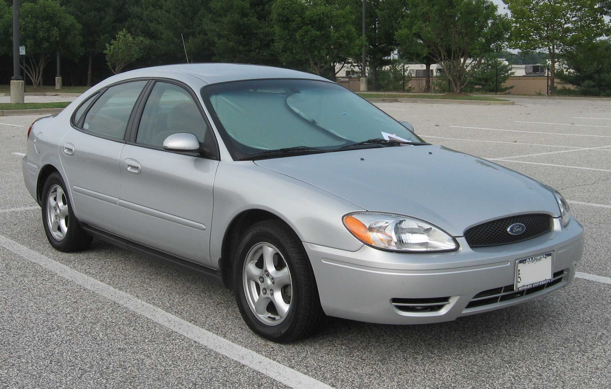 Ford taurus fourth generation wikipedia