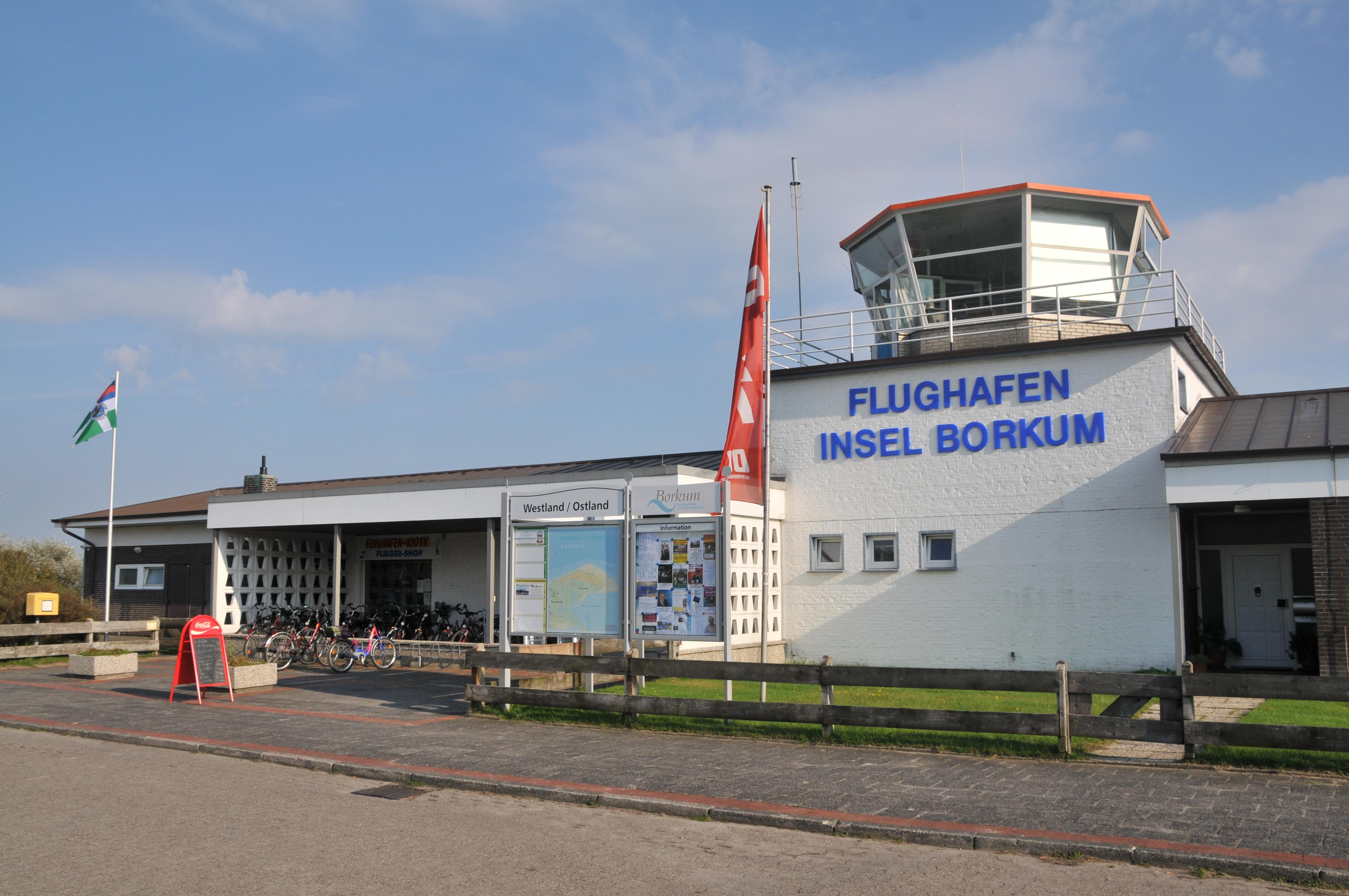 Borkum Airfield Wikipedia