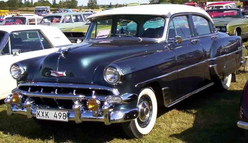 Used 1950 Chevrolet Styleline Deluxe For Sale  CarGurus