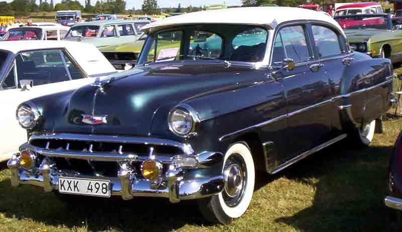 File 1953 chevrolet 2103 4 door sedan for 1953 chevy 4 door