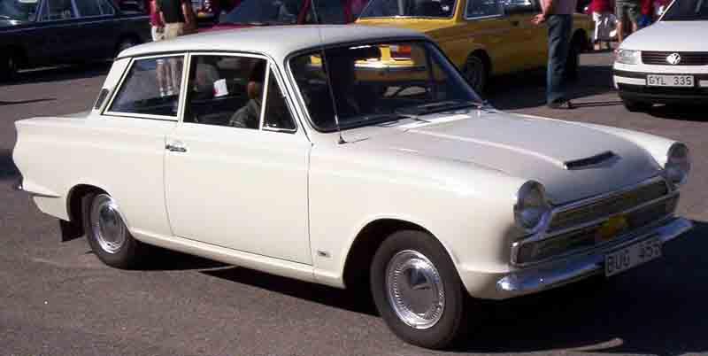 ford cortina1965