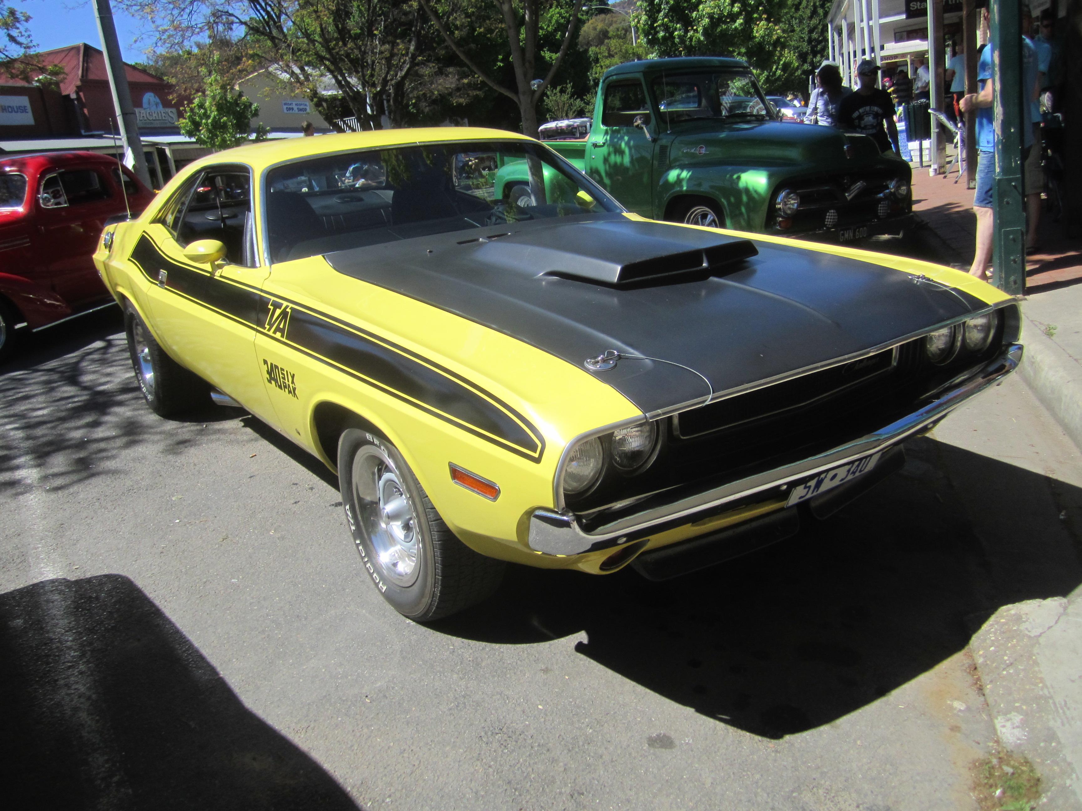 File 1970 Dodge Challenger 340 Ta Flickr Sicnag Jpg