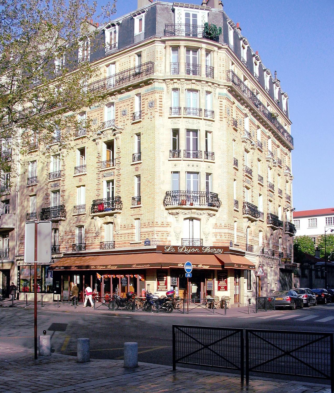 file photo 007 paris xii rue de dijon rue de bercy wikimedia commons. Black Bedroom Furniture Sets. Home Design Ideas