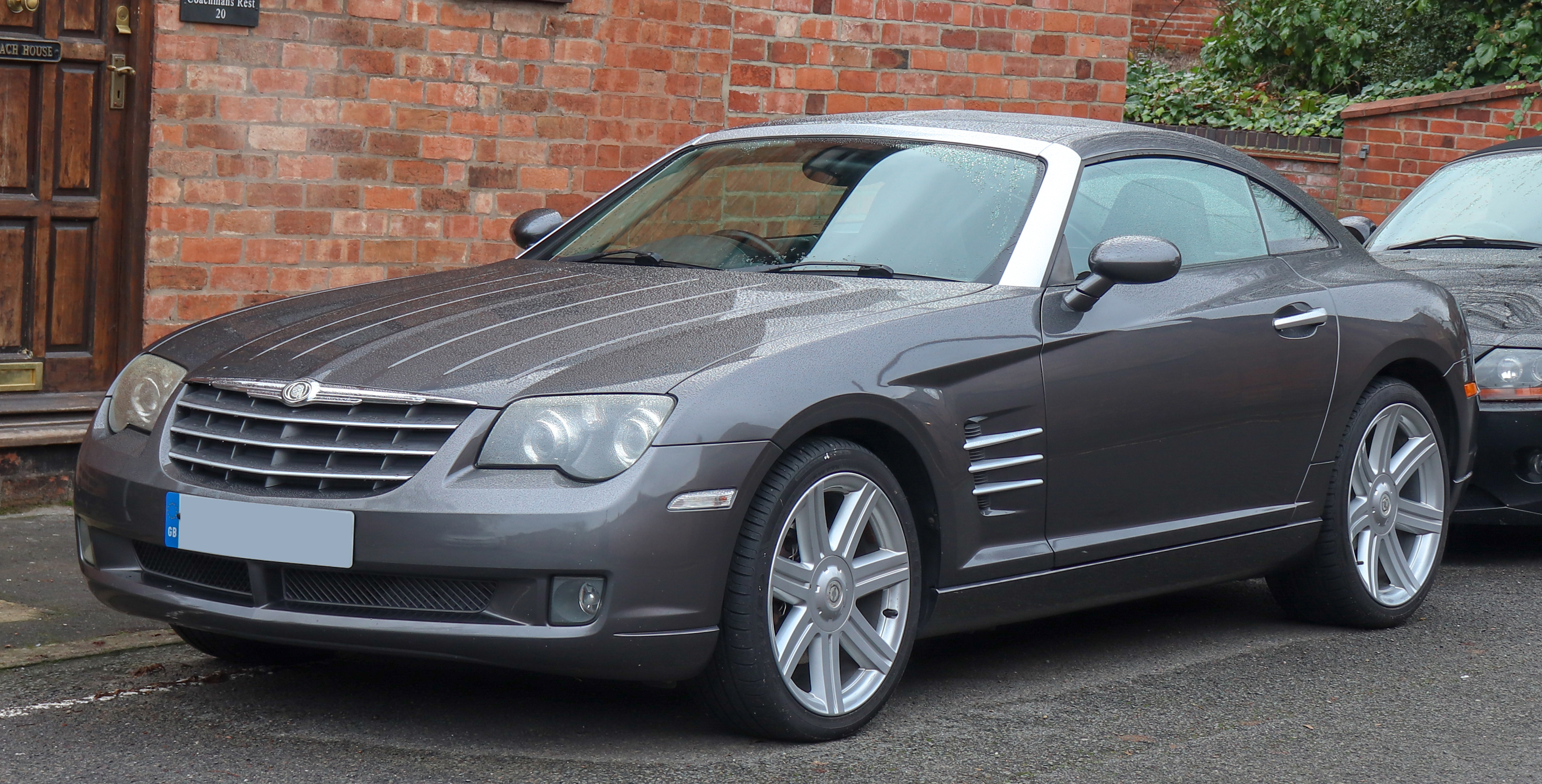 Chrysler Crossfire - Wikipedia