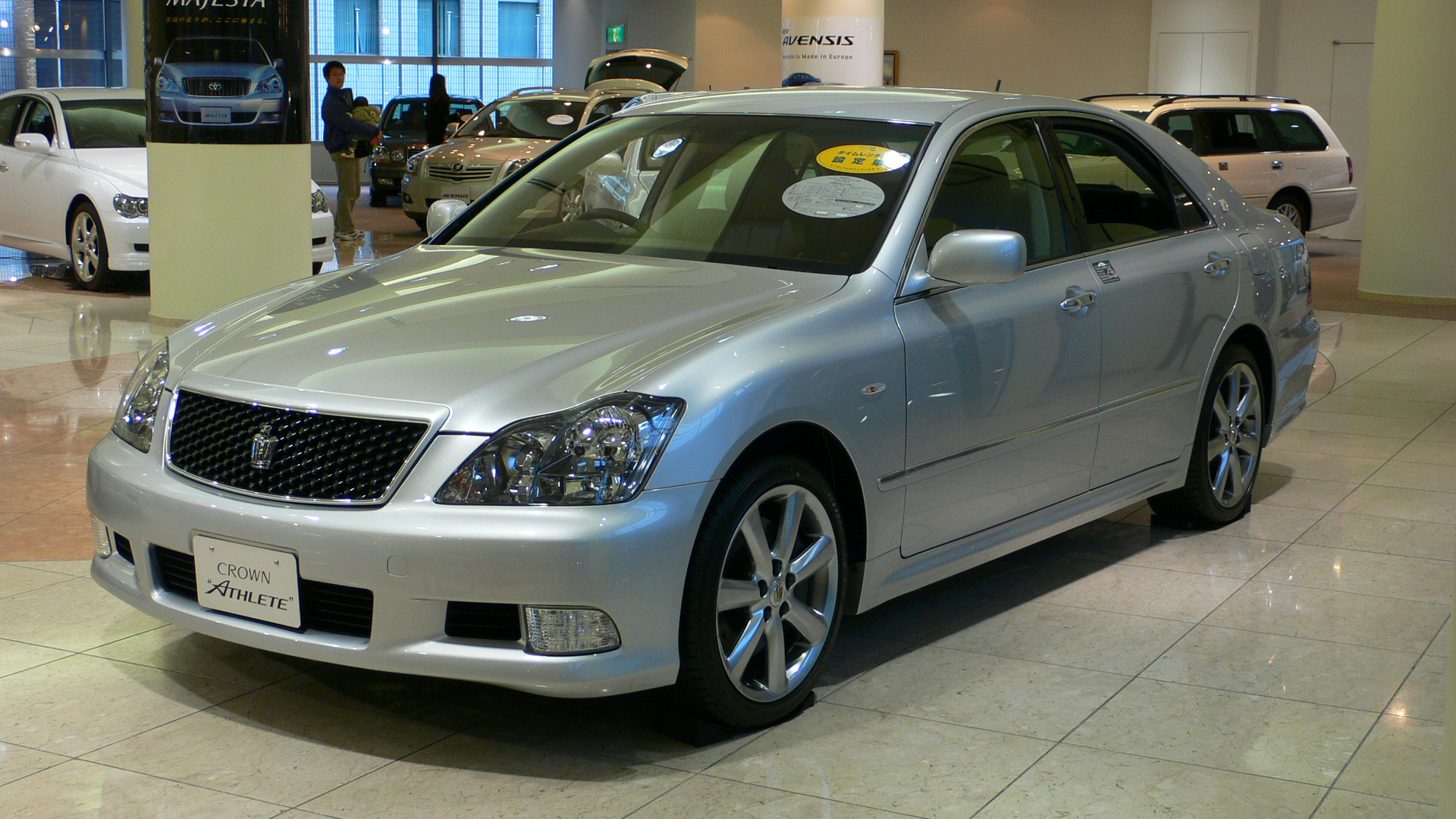 Spotlight // Amazing Toyota Crown. | StanceNation™ // Form ...
