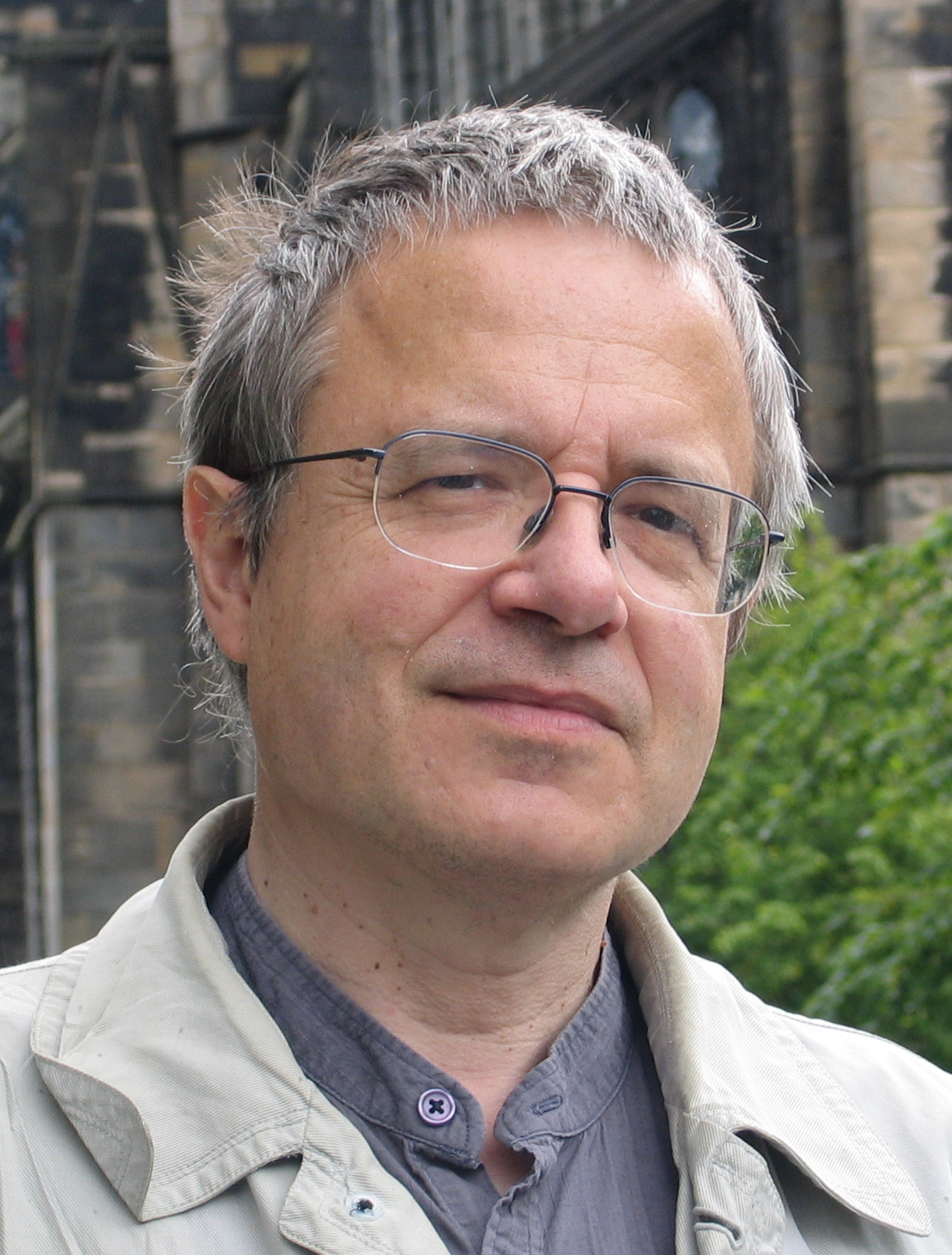Jean-Michel Coron in 2009