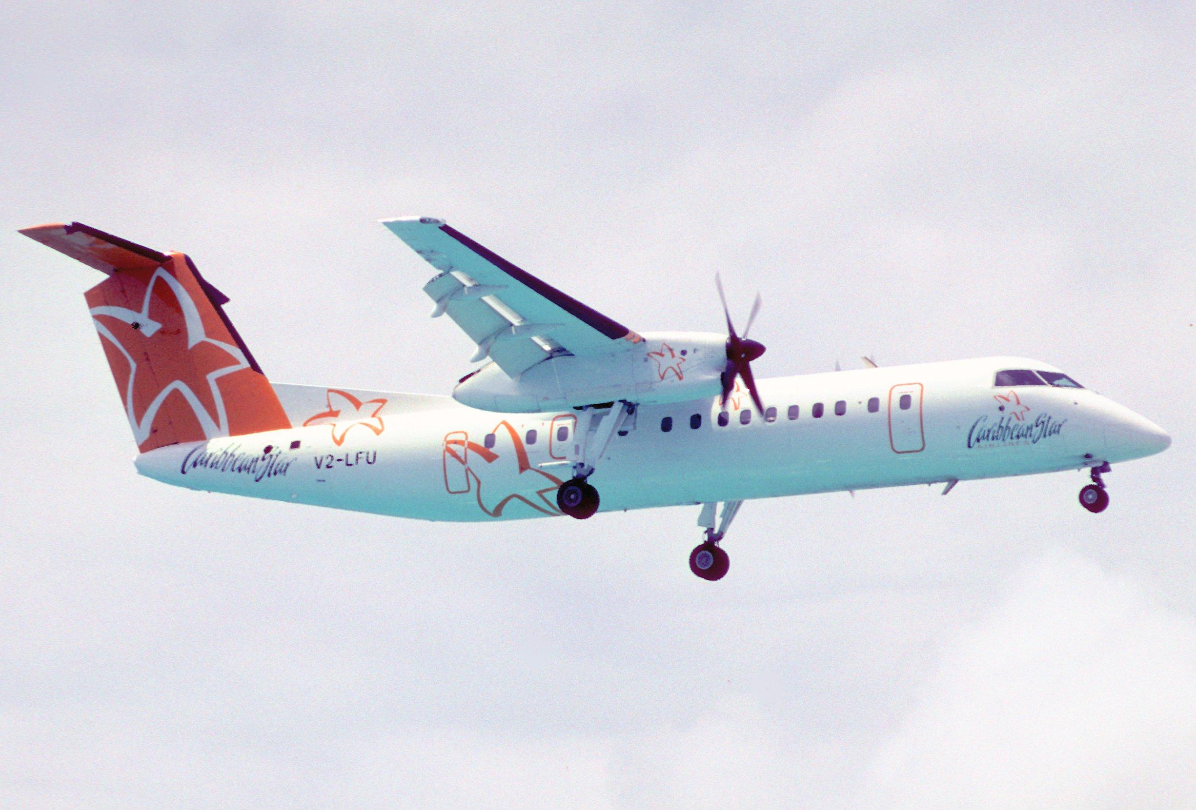 Caribbean Star Airline 93
