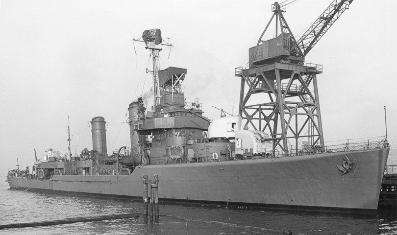 USS Doyle (DD-494)
