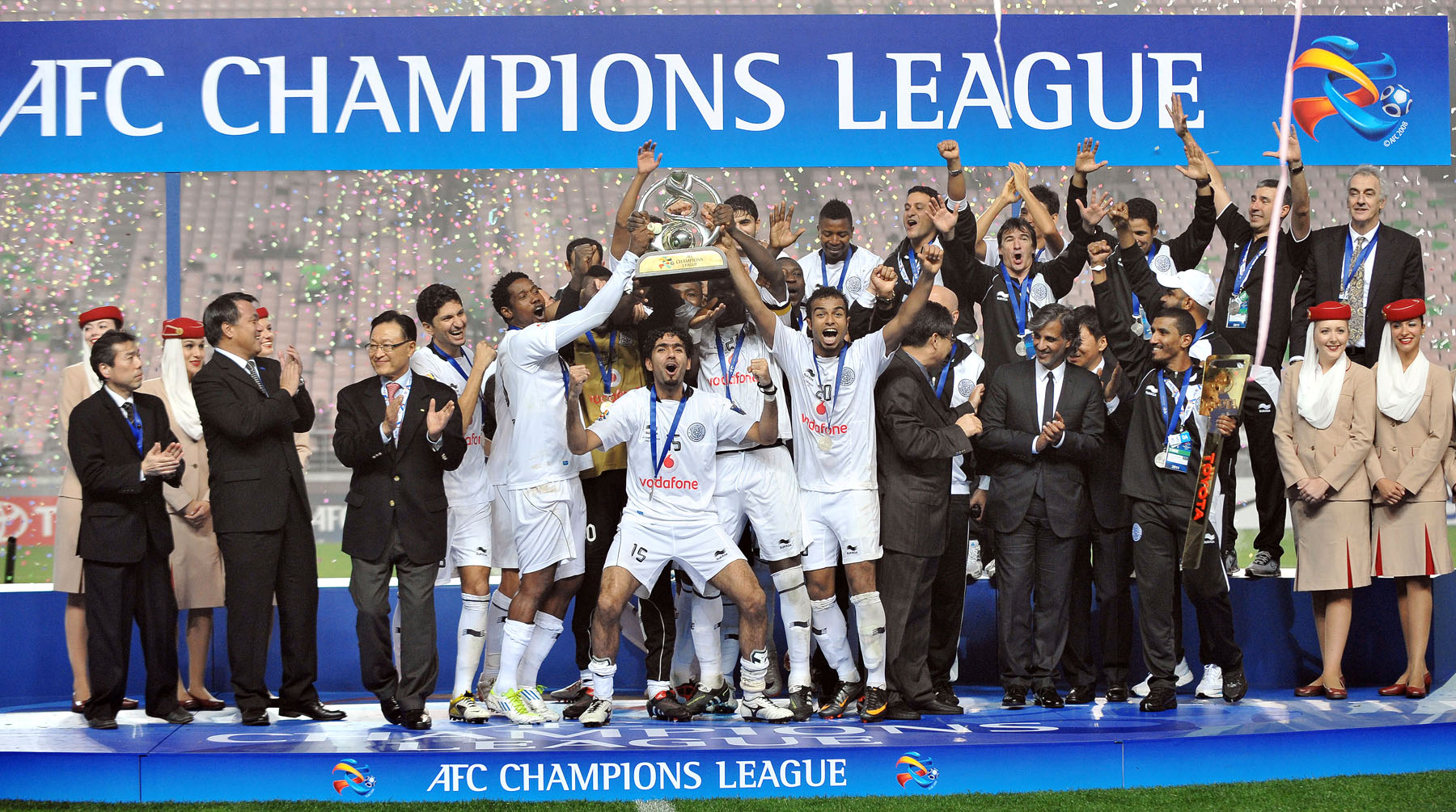Asian champions league schedule