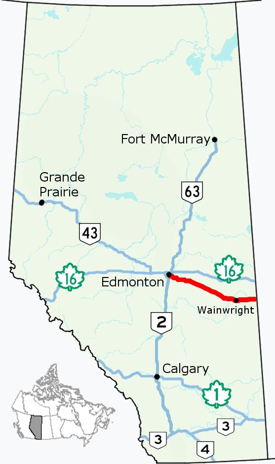 Alberta Highway 14 Wikiwand